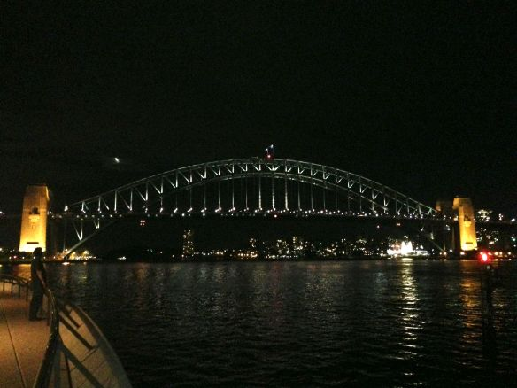 Harbour Bridge 5Mar2014