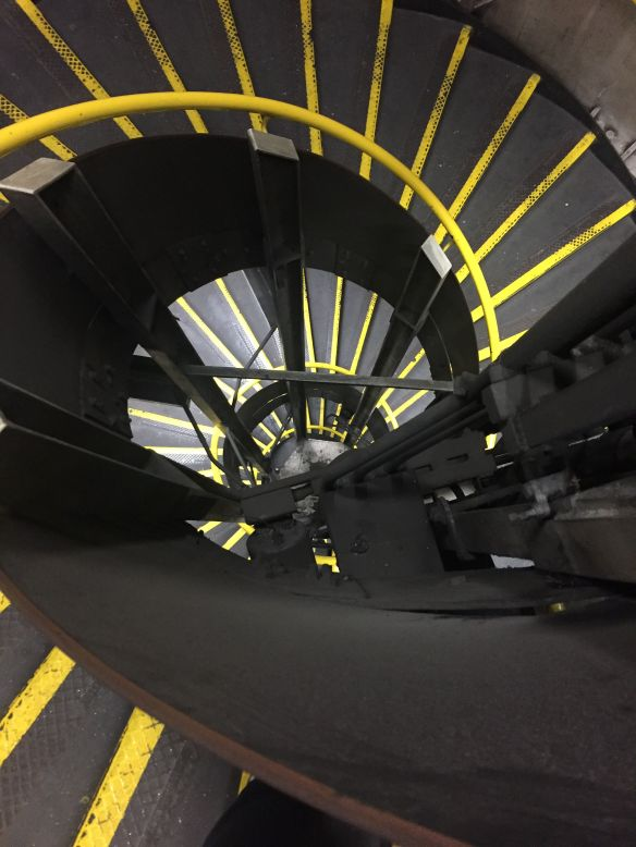 Borough Tube Stairs